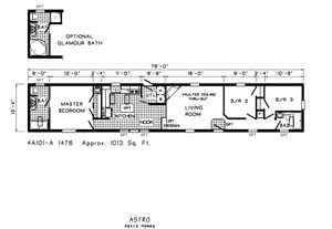 Mobile Home Floorplans Belden Homes Inc