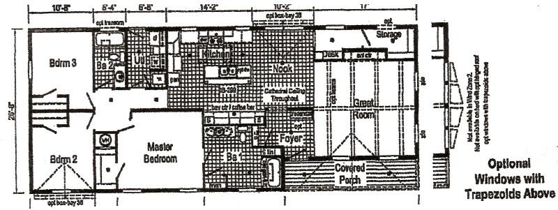 Commodore Astro 3a2036pb1 Floorplan